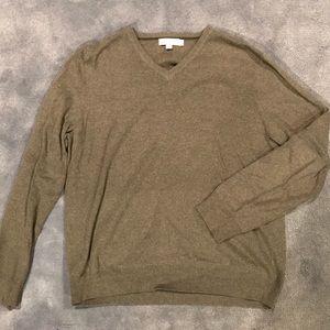 Gray Calvin Klein Sweater!